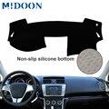 MIDOON для Mazda6 Mazda 6 Atenza 2007 2008 2009 2010 2011 2012 автомобильные чехлы для стайлинга Dashmat Dash коврик Солнцезащитная Крышка для приборной панели