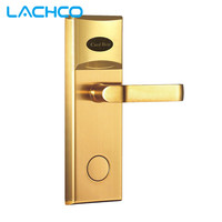L S SWP16 091SG 2 Smart Digital Door Lock Biometric Smart Fingerprint Lock Mechanical Key Door