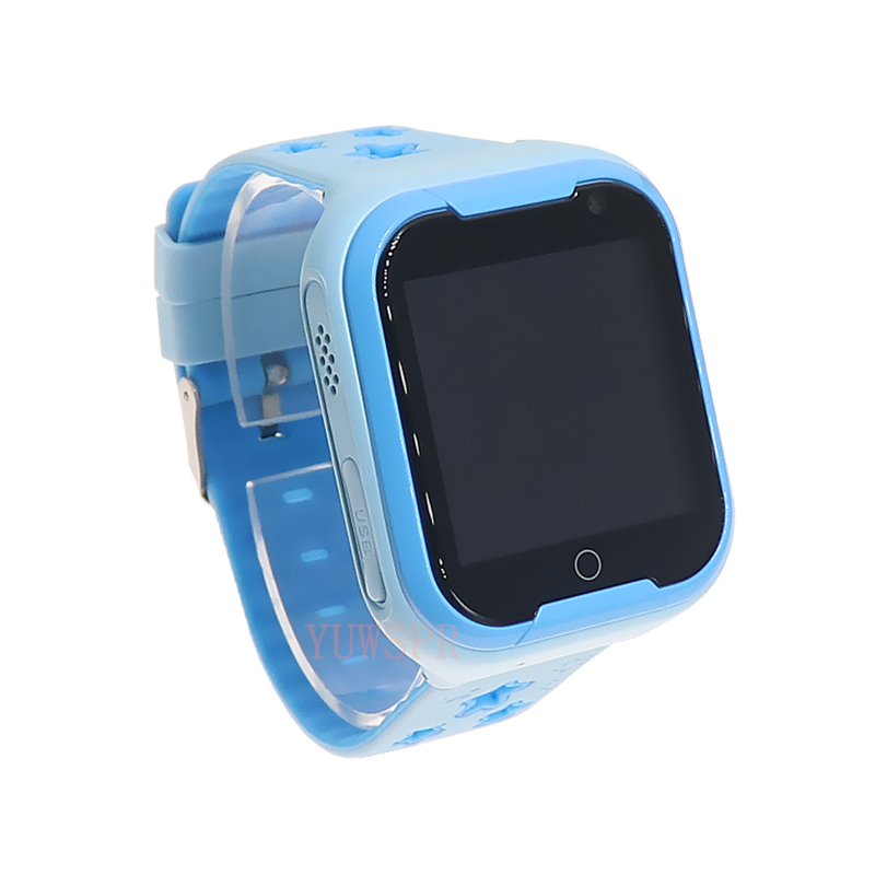Kids GPS Tracker 4G Smart watch M05 LBS WIFI location SOS call Android 4.2 Pedometer Camera Children Smart watches M05 1PCS 14
