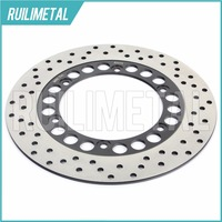 Rear Brake Disc Rotor for XP 500 SP Black Max Limited Edition XP 500 SV Night Max XP 500 T-Max ABS 2008 2009 2010 2011