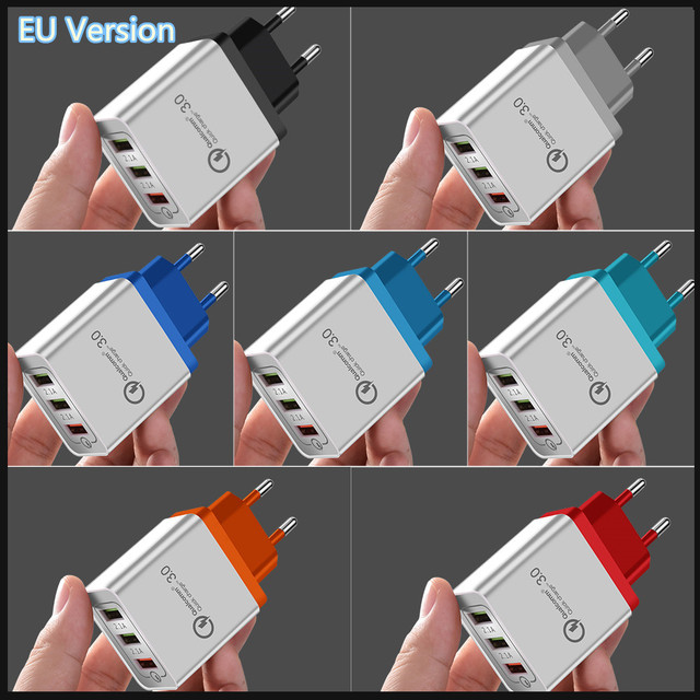Universal USB Charger Quick Charger