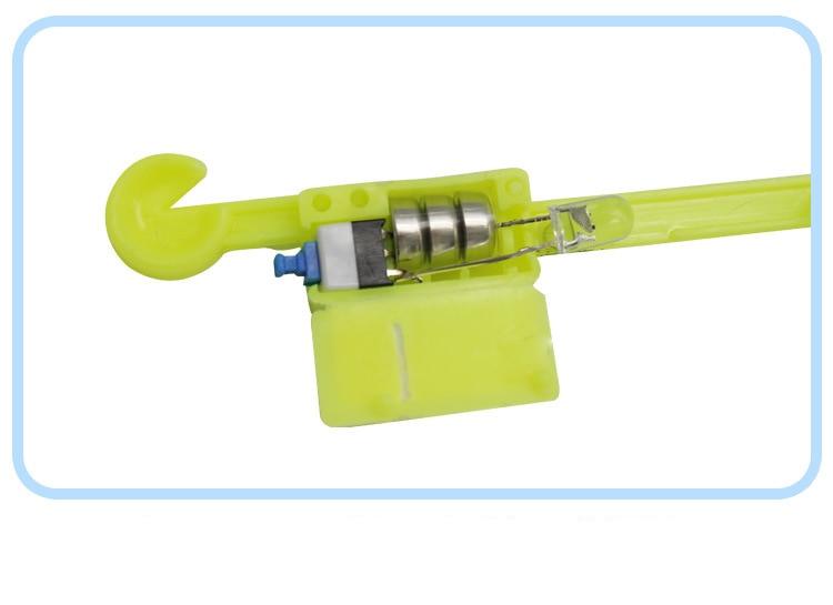 детектор пожара; LED отражатель; Материал:: пластик;