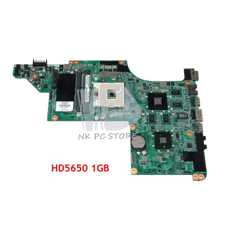 NOKOTION 630279-001 Laptop Motherboard For HP DV6 DV6T Main Board DDR3 HD5650 Video card 1GB 0 60kpa m20 1 5 4 20madc yb 131 diffusion silicon 0 2 high precision pressure transmitter pressure detection sensor