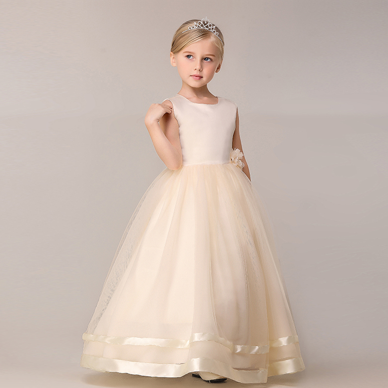 Designer girls dress picture more detailed picture about for Teenage dresses for a wedding