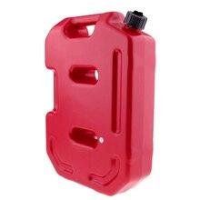 10л дизельное топливо масло бензиновый запасной контейнер внедорожный автомобиль мотоцикл 47*33,5*10 см