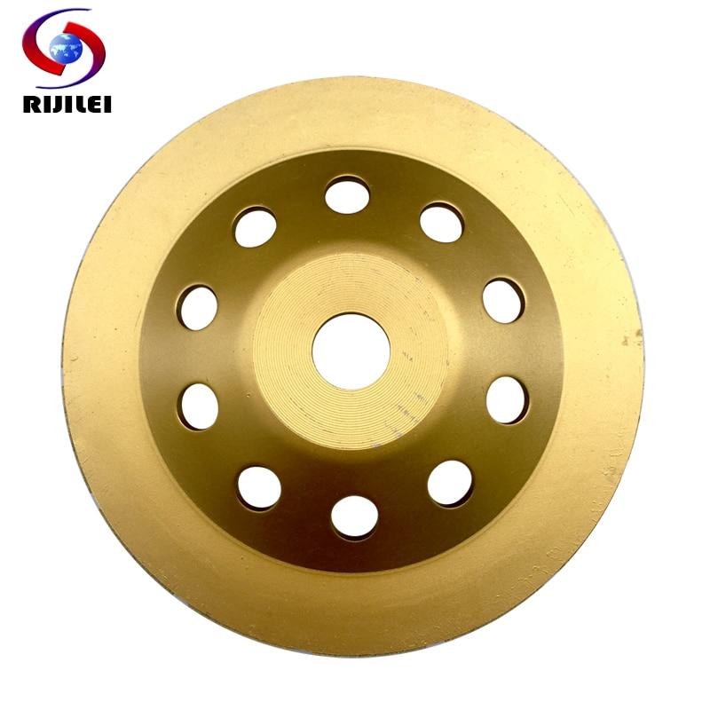 7 colių dvigubos eilės deimantinio šlifavimo disko diskai, 180 mm - Elektriniai įrankiai - Nuotrauka 2