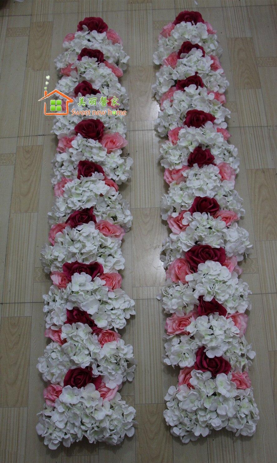 Sweet New Home Wedding Artificial Flower Table Centerpiece Flower