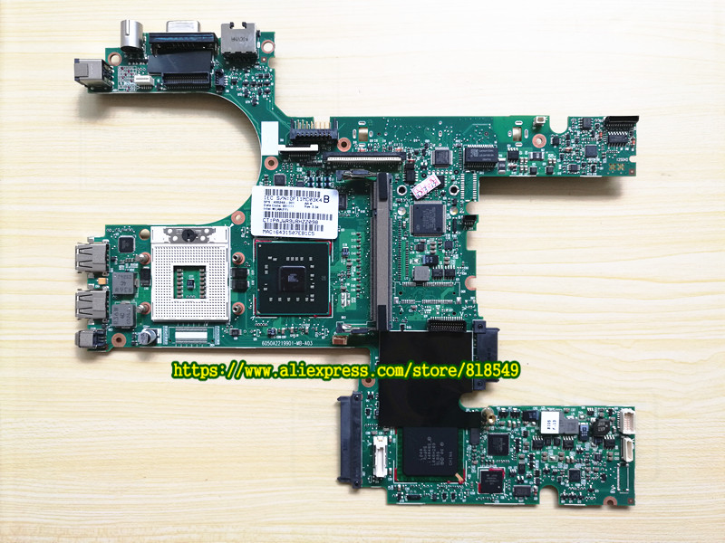 613294-001 for HP probook 6450B 6550B laptop motherboard HM57 HD graphics DDR3 100% tested laptop motherboard for hp probook 6450b 6550b 613293 001 mainboard hm57 gma hd ddr3 mother boards full tested