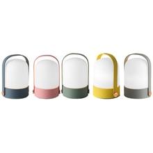 Макарон современный Настольный светильник красочные металла исследование украшения светодиодный Стол lights Светодиодный ретро спальня прикроватный настольная лампа освещения