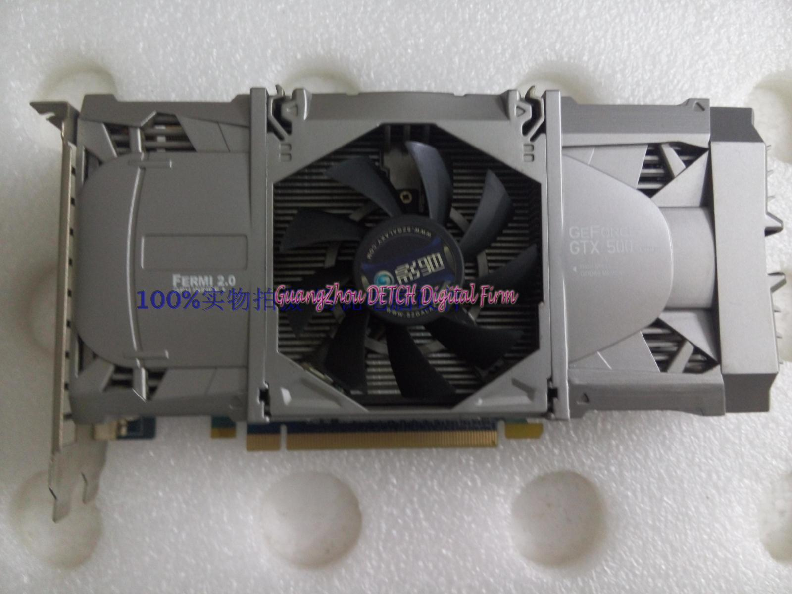GTX560SE 768M graphics tiger version used games