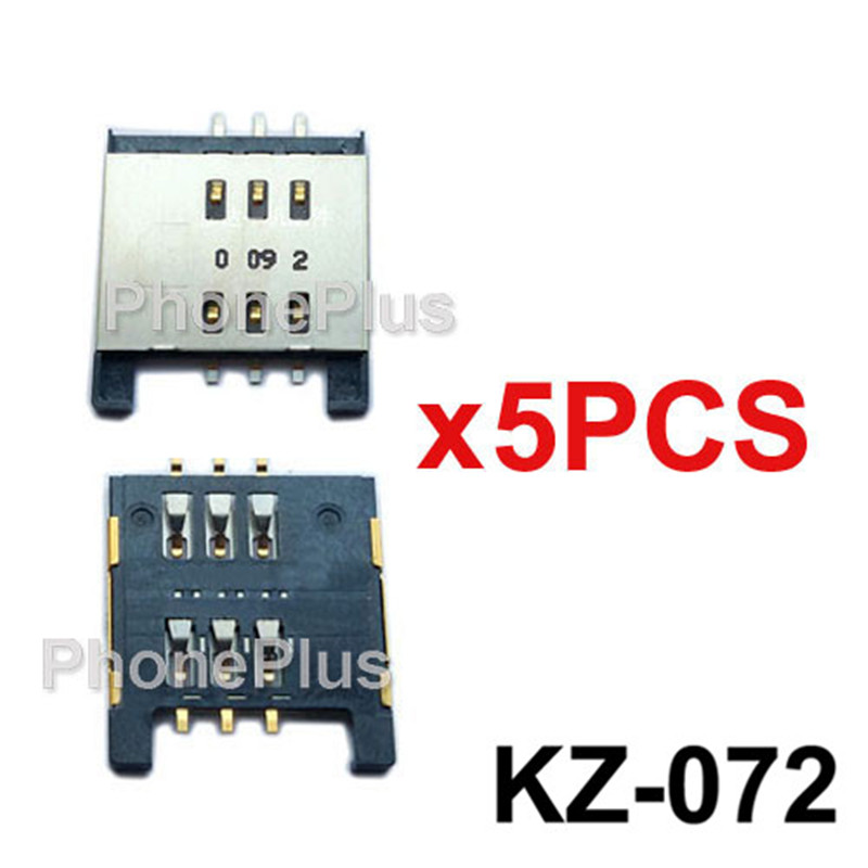 5/10/20/50/100PCS For Motorola Photon 4G MB855 ATRIX 4G MB860 ME860 ATRIX 2 MB865 ME865 Sim Card Slot Tray Holder Socket Repair