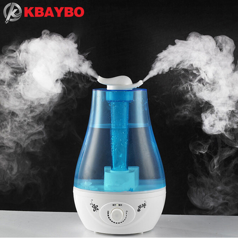 3L Air Humidifier Ultrasonic Aroma essential oil diffusers oils aromatherapy To family office air purifier Mist Maker Fogger цены онлайн