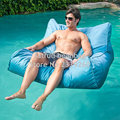 Cover only  No Filler-	outdoor waterproof beanbag laybag floating bean bag air bean sofa bean bag wholesale