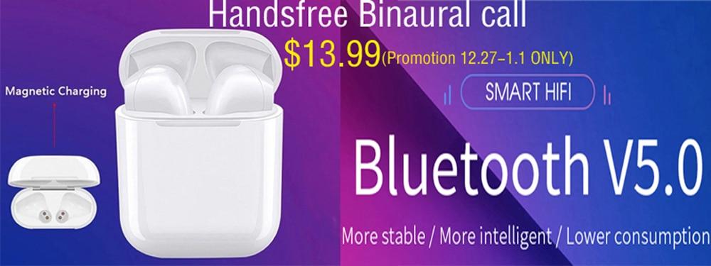 i9s bluetooth 5.0 promotion