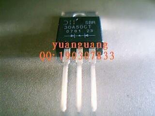 Бесплатный shippin 10 шт./лот SBR30A50CT 30A50CT 30A 50 В оригинальной аутентичной