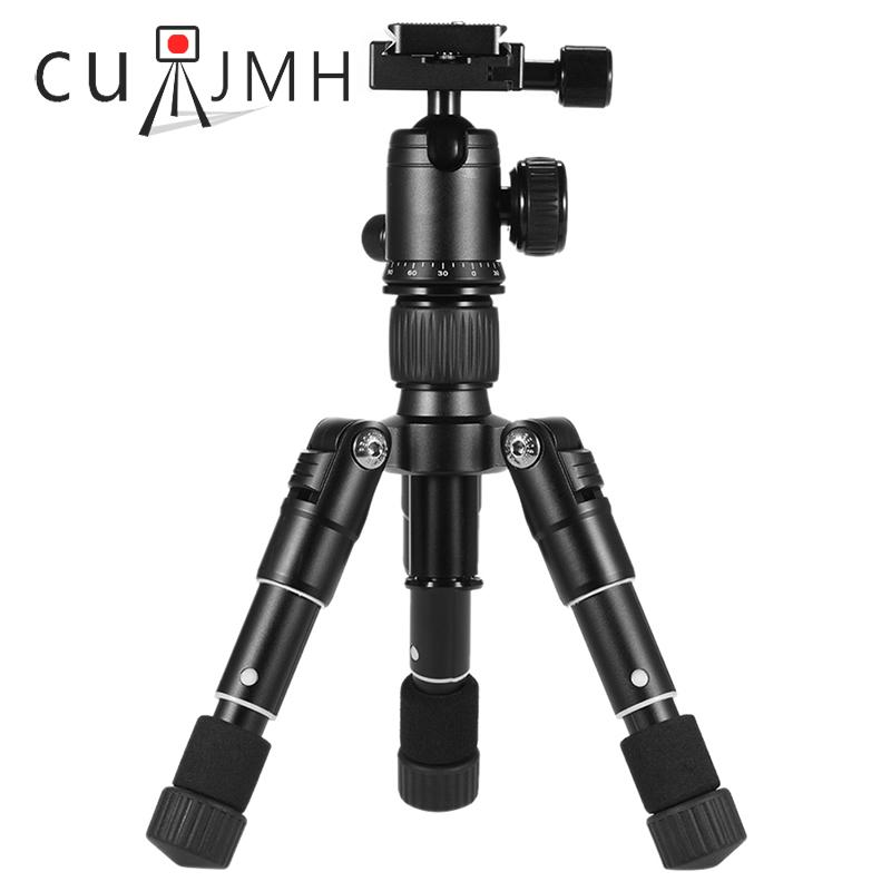 lightweight Portable Camera Tripod Aluminium Alloy Travel Camera Video Monopod Professional Extendable Tripod Stand bt 158 aluminium alloy 1460mm camera video monopod professional extendable tripod slr dslr holder stand with carry bag
