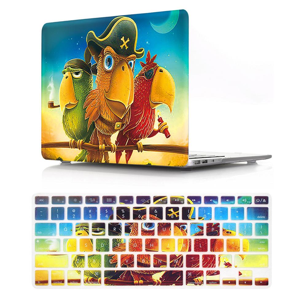 HD Pattern Hard Case for MacBook 59