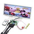 "HDMI + VGA + 2AV ЖК-Контроллер Езды Доска + 12.3 ""Дюймовый 1280*480 LQ123K1LG03 ЖК-Панель Repartment"