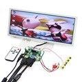 "HDMI+VGA+2AV LCD Controller Drive Board +12.3"" Inch 1280*480 LQ123K1LG03 LCD Panel Repartment"