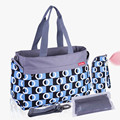 Baby Diaper nappy bags mummy mom tote stroller bag  Multifunction Changing Bag With Big Capacity free shipping