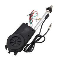 Car styling Retractable Antenna Car Aerial Antenna Electric Radio Carro 12V FM/AM Automatic Aerial