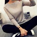 2016 New Winter Women Sweater Solid Women Sweaters and Pullovers Short Nice Sweater Women Pull Femme Women Tops Sweter Mujer