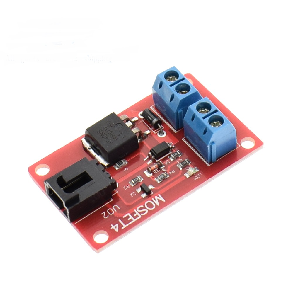 10 pz 1 Canale 1 MOSFET Itinerario Button IRF540 + MOSFET Switch Module per Arduino # Hbm0191-a10 pz 1 Canale 1 MOSFET Itinerario Button IRF540 + MOSFET Switch Module per Arduino # Hbm0191-a