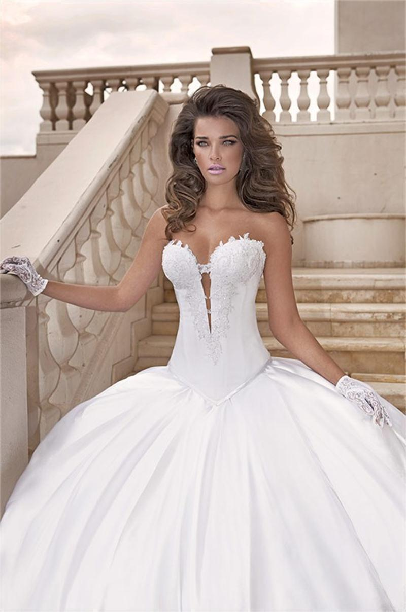 Popular modern victorian wedding dresses buy cheap modern for Wedding dresses delaware