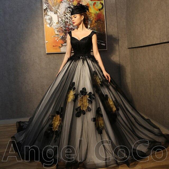 7333b62e5ae9d المرأة فستان السهرة جنسي غاتسبي العظيم فيستا طويل جميل الأورجانزا حفلة  موسيقية ثوب 2017 رداء دي