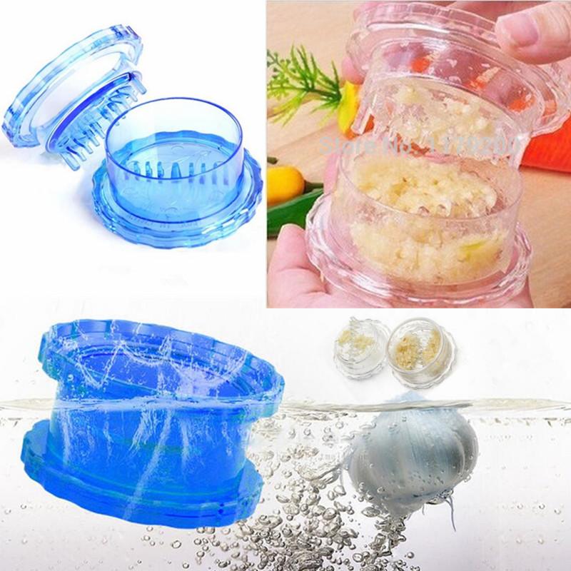 2017-Hot-Kitchen-Tools-Helpful-Garlic-Crusher-Grater-Plastic-Box-Twist-Peeler-Mincer-Press-Ginger