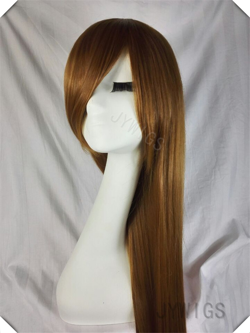 Celebrities Light Brown Hair 40 Inches Long Straight