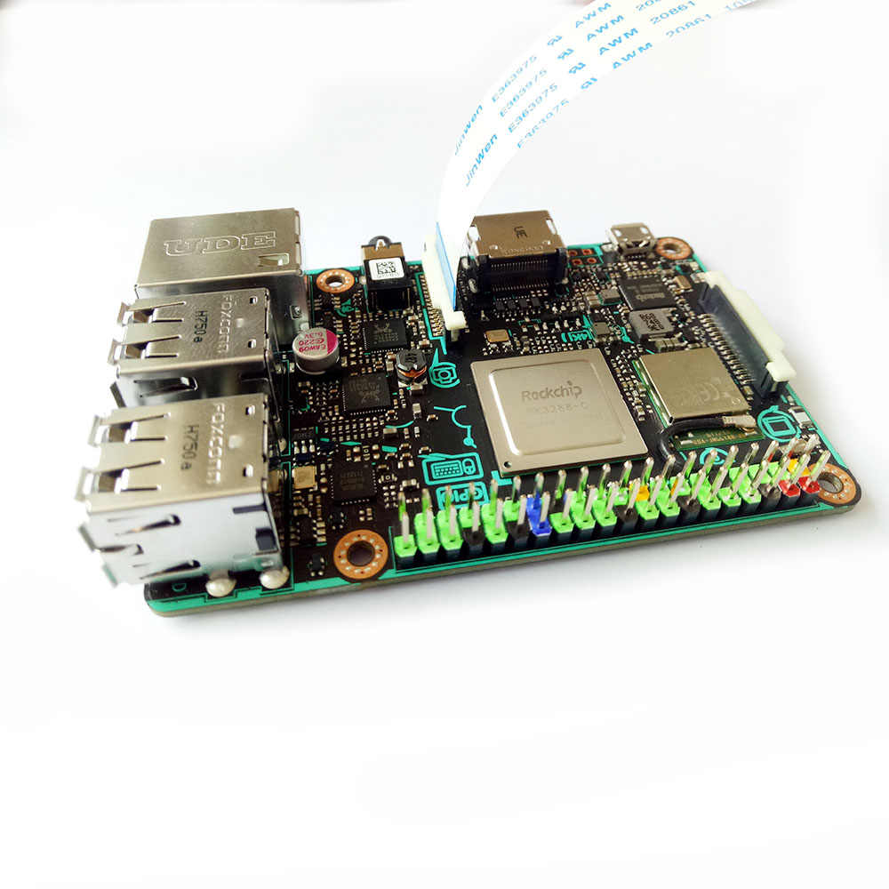ASUS SBC Tinker board RK3288 SoC 1 8GHz Quad Core CPU, 600MHz Mali-T764  GPU, 2GB LPDDR3 Thinker Board / tinkerboard