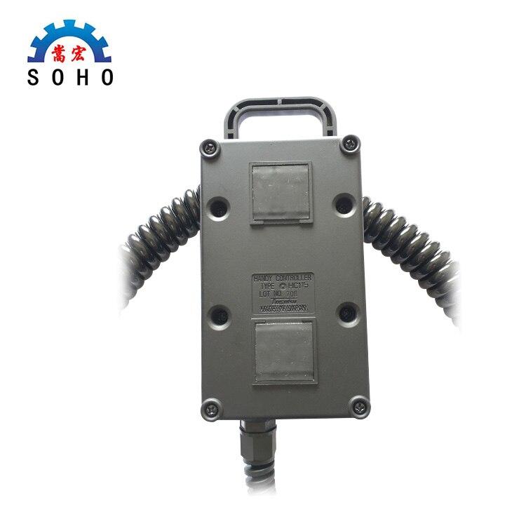 Tosoku HC115 ручной импульсный генератор электронный маховик для станка с ЧПУ, электронное ручное колесо с ЧПУ - 5