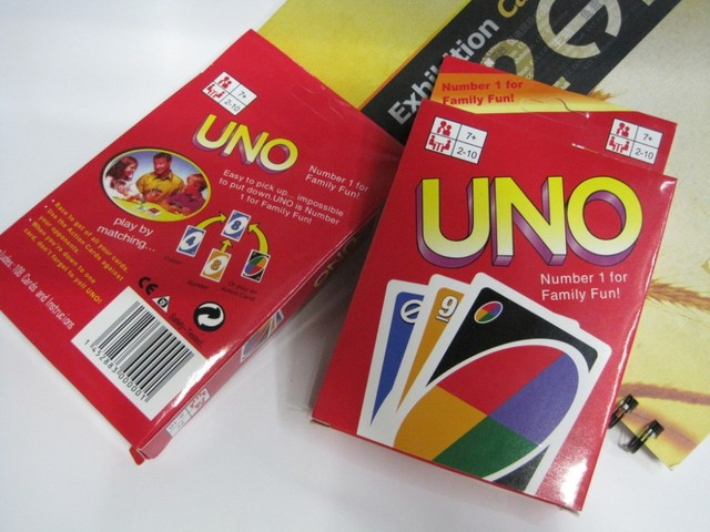2015 Free Shipping New Uno Card Game Playing Cards Family Fun