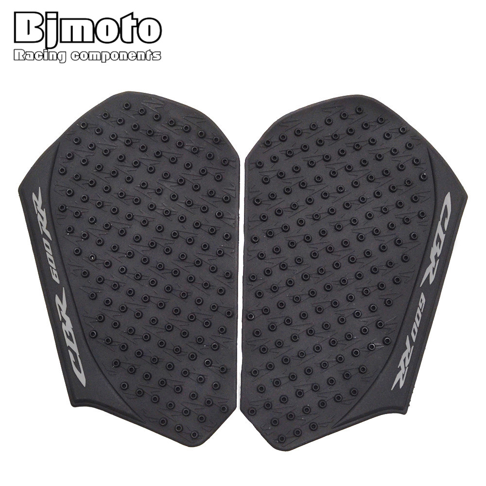 Frames & Fittings Bjmoto Hot Sale Anti Slip Sticker Motorcycle Tank Traction Pad Side Knee Grip Protector For Kawasaki Z800 2013-2016 Less Expensive