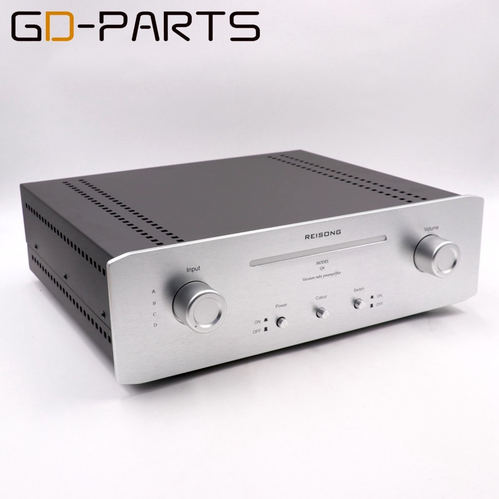 GD-PARTS Hifi Stereo Vintage Tube Preamplifier 12AX7 Preamp Replica Marantz 7 Circuit 1PC Good sound for epson stylus pro 4000 refill ink cartridge with resettable chip and chip resetter 8 color 300ml