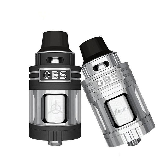 US $26 9 |Original Authentic OBS Engine RTA RBA vape pen atomizer Top  Refill 25mm 304 5 2ml tank for RX2/3 electronic cigarette mod-in Electronic