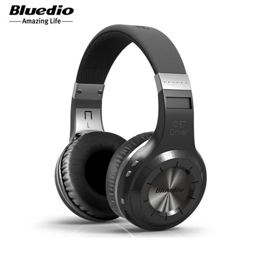 CCK Bluedio HT Wireless Bluetooth V4.1 Headphones Best wireless Hifi Stereo Headset with ...