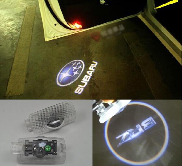 LED Special Logo Light Door Lights Courtesy Laser Projector Light For Subaru BRZ
