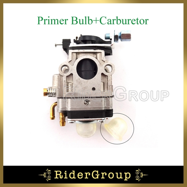 Kids Scooter 15mm Carb Carburetor For 2 Stroke 43cc 49cc Engine Parts Visa Mosquito Goped GSR