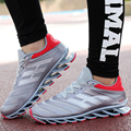 NUEVA Arriveal Transpirable Antideslizante Hombres Moda Casual Jogging Primavera Atan Para Arriba Los Zapatos Cómodos Masculinos Adolescente Zapatos Del Ocio CALIENTE!! G003