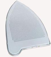 Peças de alumínio Anti escaldadura capa protetora sapatos de ferro Ferro elétrico com gel de silicone borda 2128 203X119mm
