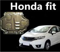 Special for Honda fit jazz 08/09/10/11/12/13/14/15/16/17/18 chassis engine lower guard plate