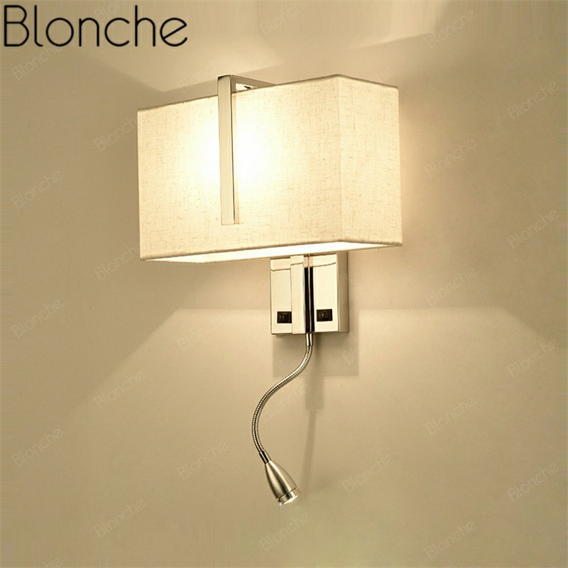 Modern Metal Wall Lamp Nordic Cloth Art Wall Sconce Lights for Bedroom Bedside Aisle Home Decor Lighting Mini Flashlight FixtureModern Metal Wall Lamp Nordic Cloth Art Wall Sconce Lights for Bedroom Bedside Aisle Home Decor Lighting Mini Flashlight Fixture