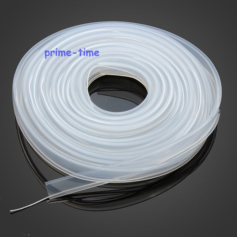 5m/10m length 8mm/10mm/12mm Silicon tube For SMD 5050 3528 3014 5630 ws2801 ws2811 ws2812b IP67 IP68 waterproof led strip light led connector 2 pin 3 pin 4 pin solderless for 8mm 10mm 5050 3528 ws2811 ws2812b 5630 5730 smd led strip 5pcs lot