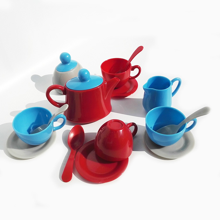 Plastic home afternoon tea simulation kitchen tea font b toys b font