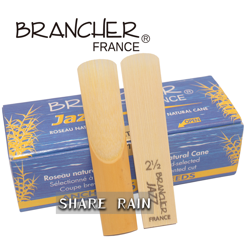 France brancher Alto sax reeds 2.5,3.0 6 tablets / box Blue box