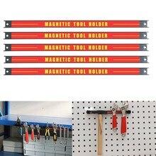 """"""" 11"""" 14,"""" 18"""" 2"""" магнитный держатель для инструментов органайзер для бара стойка для хранения ножевой ключ плоскогубцы хранение ручного инструмента"""