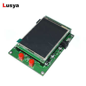 ADF4351 DDS RF Sweep Signal Source Generator Board 35M-4.4G + TFT Development Board STM32F103 C2-002