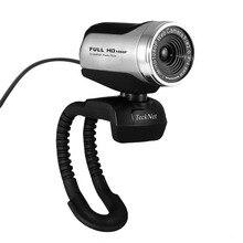 TeckNet 1080P HD Webcam with Built-in Microphone